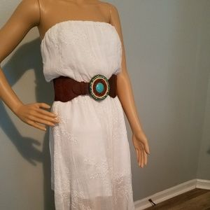 Accessories - Southwestern Style Turquoise Belt